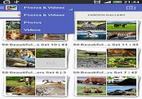 Cacher les photos Gallery Plus