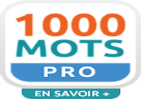 1000 Mots Pro / Apprendre à lire