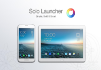 Solo Launcher Android