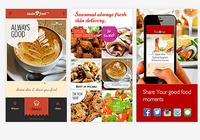 Instafood Android