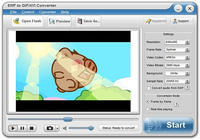 SWF to GIF/AVI Converter