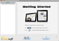Emicsoft iPad en Mac Transfert