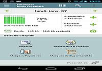 Compteur de Calories FatSecret Android