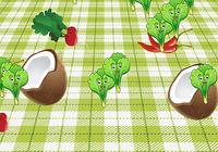 Fruits et légumes pour enfants