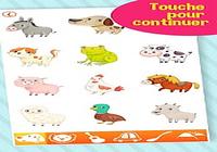 ABC des cris d'animaux 123