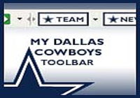 My Dallas Cowboys Toolbar