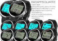 BadApps Quartz Watch Face
