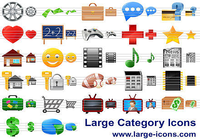 Large Category Icons