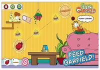Nourrissez Garfield