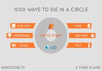 1000 ways to die in a circle