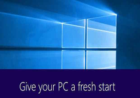 Refresh Windows 10