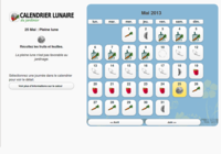 Calendrier Lunaire du jardinier Android