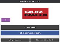 Quiz Emoji