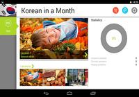 Coréen en un mois Free
