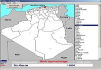 cbgeo l'Algérie