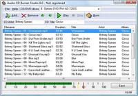 Audio CD Burner Studio