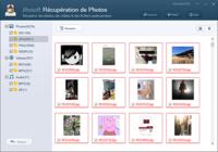 Jihosoft Récupération des Photos