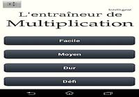 L'entraîneur de multiplication