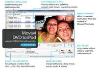 Movavi DVD to iPod