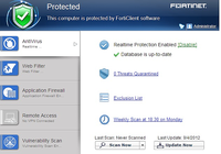 Forticlient Antivirus Mac