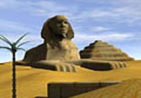 Egyptian Pyramids 3D Screensaver