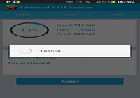 Accelerateur de RAM avancé
