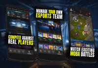 RIVALS Esports MOBA Manager Android