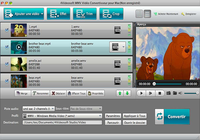 4Videosoft WMV Vidéo Convertisseur pour Mac
