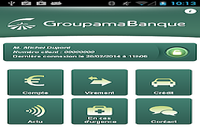 Groupama Banque Mobile