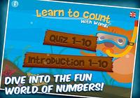 Apprendre à compter avec Wombi