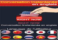 Instantanée en anglais