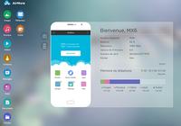 AirMore-Transfert des fichiers iOS