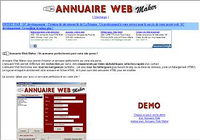 Annuaire Web Maker