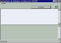Chat par TCP/IP
