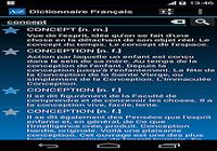 Dictionnaire Langue Française