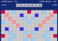Wordbiz - Internet Scrabble Club