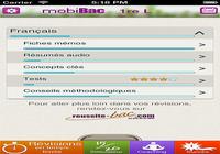 MobiBac 1ère L iOS