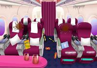 Avion nettoyage jeux de filles