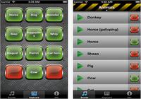 Bruitage iOS