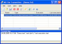 AD File Transmitter