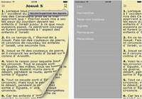 La Bible de Jerusalem iOs