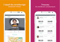 WayzUp, covoiturage domicile-travail iOS