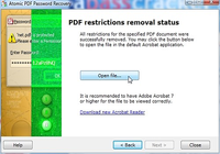 Atomic PDF Password Recovery