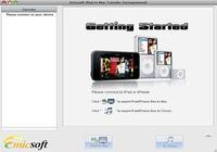 Emicsoft iPod en Mac Transfert