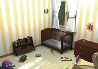 Chambres d'enfants 3D