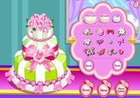 Jeu de gâteau pour marié