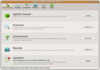 Dr.Web Antivirus pour Linux