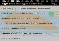 Stations de radio au Sénégal