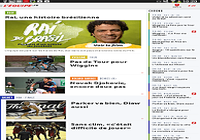 L'Equipe.fr : foot, rugby, etc