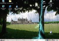 Rainy Screen Saver